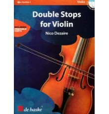 Double Stops for Violin   CD