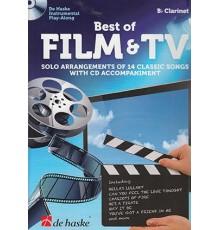 Best of Film & TV Clarinet   CD