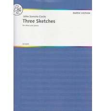 Three Sketches for Oboe & Piano