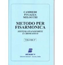 Metodo per Fisarmonica Vol. 2º - Berben