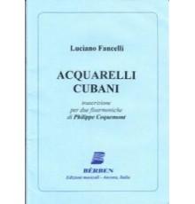 Acquarelli Cubani