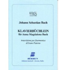 Klavierbüchlein für Anna Magdalena Bach