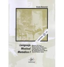 Lenguaje Musical Melódico 1   CD