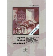 Lenguaje Musical Melódico 2   CD
