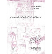 Lenguaje Musical Melódico 5 Grado Medio