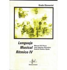 Lenguaje Musical Rítmico 4