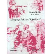 Lenguaje Musical Rítmico 5 Grado Medio