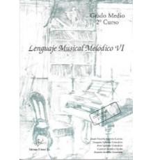 Lenguaje Musical Melódico 6 Grado Medio