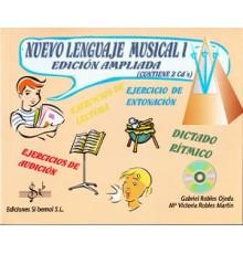 Nuevo Lenguaje Musical. Vol. 1   2 CD