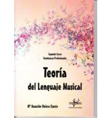 Teoría del Lenguaje Musical 2º Profesion