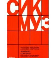 Konzert für Trompete und Orchester/ Red.