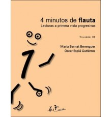 4 Minutos de Flauta Vol. 1