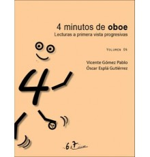 4 Minutos de Oboe Vol. 4