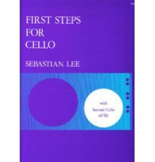 First Steps for Cello Op. 101