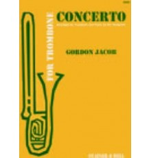 Concerto for Trombone and Orchestra/ Red
