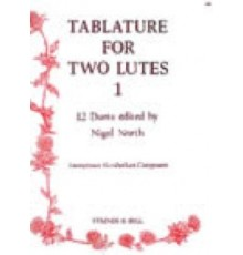 Tablature for Two Lutes Book 1