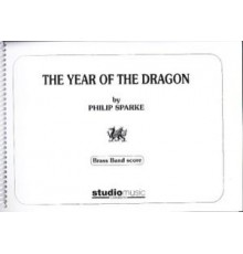 Year of the Dragon/Full Score (Brass Ban