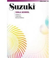Suzuki. Viola Vol. 2. Revised