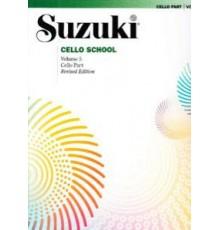 Suzuki. Cello. Vol. 5. Revised