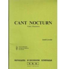 Cant Nocturn/ Full Score