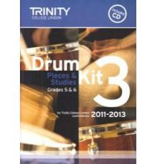 Drum Kit 3 Grades 5 & 6 2011-2013   CD