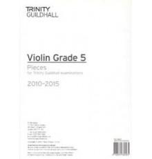 Violin Grade 5 2010-15 Pieces