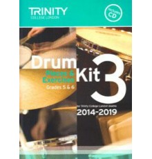 Drum Kit 3 Grades 5 & 6   CD 2014-2019