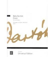 Duet for two Violas Vol. 1