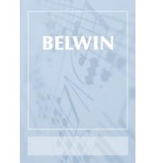 Belwin Master Solos. Trumpet Advanced