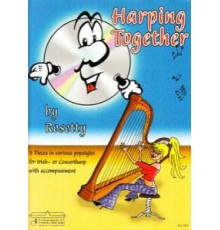 Harping Together   CD