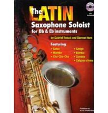 The Latin Saxophone Soloist B Flat  06CD