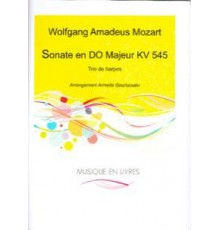 Sonate en Do Majeur KV 545. Trio de
