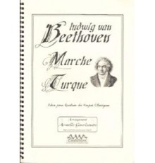 Marche Turque. 4 Harpas