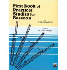 First Book of Practical Studies for Bass