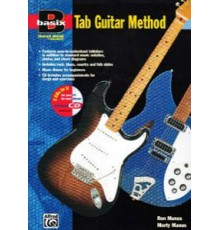 Basix. Tab Guitar Method 2   CD