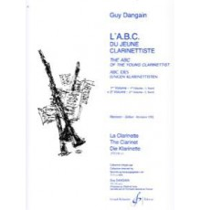 L?ABC du Jeune Clarinettiste. Vol.2