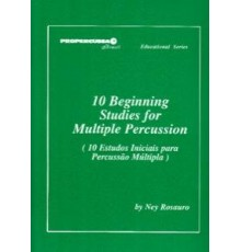 10 Beginning Studies for Multiple Percu