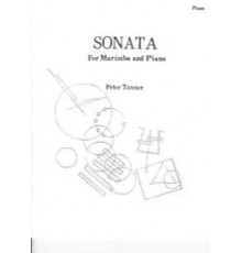 Sonata for Marimba & Piano-M/PN