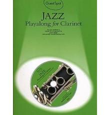 Jazz Playalong Clarinet   CD