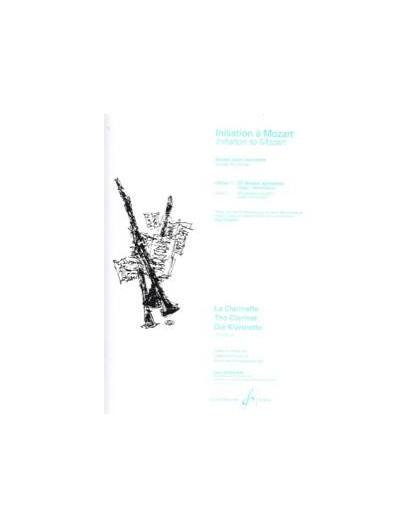 Initiatión a Mozart Vol. 1: 20 Etudes Ag