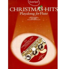 Christmas Hits Playalong Flute   CD