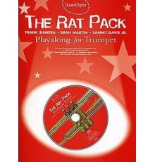 The Rat Pack Playalong Trumpet   CD