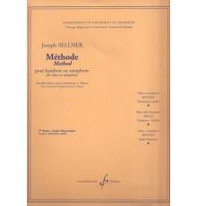 Méthode pour Hautbois ou Saxophone V. 1º