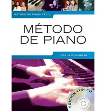 Método de Piano Fácil   CD