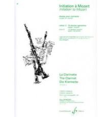 Initiation a Mozart Vol. 2: 15 Etudes Ag