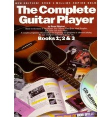 Complete Guitar Player   CD Book 1, 2, 3