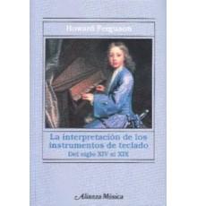 La Interpretación de los Instrumentos de