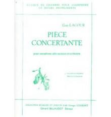Pièce Concertante/ Red.Pno.
