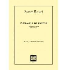 2 - Clavell de Pastor (Mínimo 12