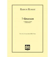7 - Ginjoler (Mínimo 12 ejemplares)